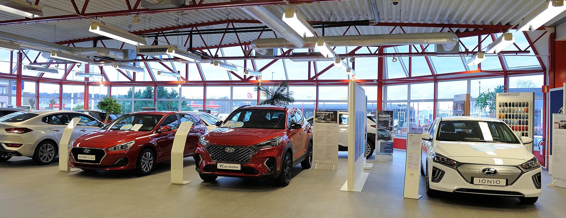 bilförsäljare begagnade bilar